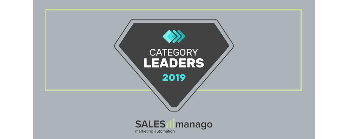 SALESmanago Category Leader Marketing Automation secondo GetApp