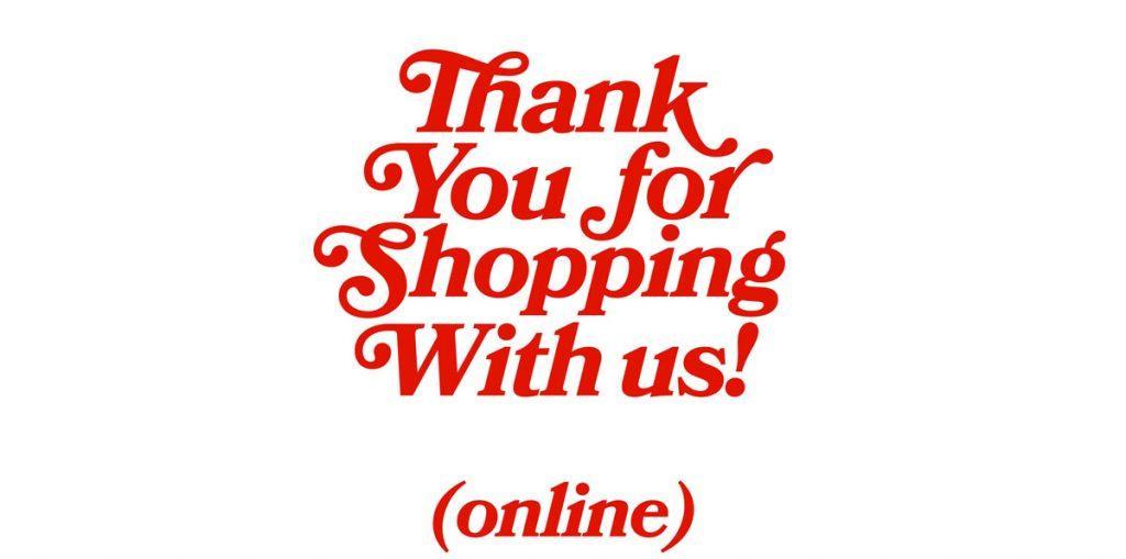 shopping online ecommerce